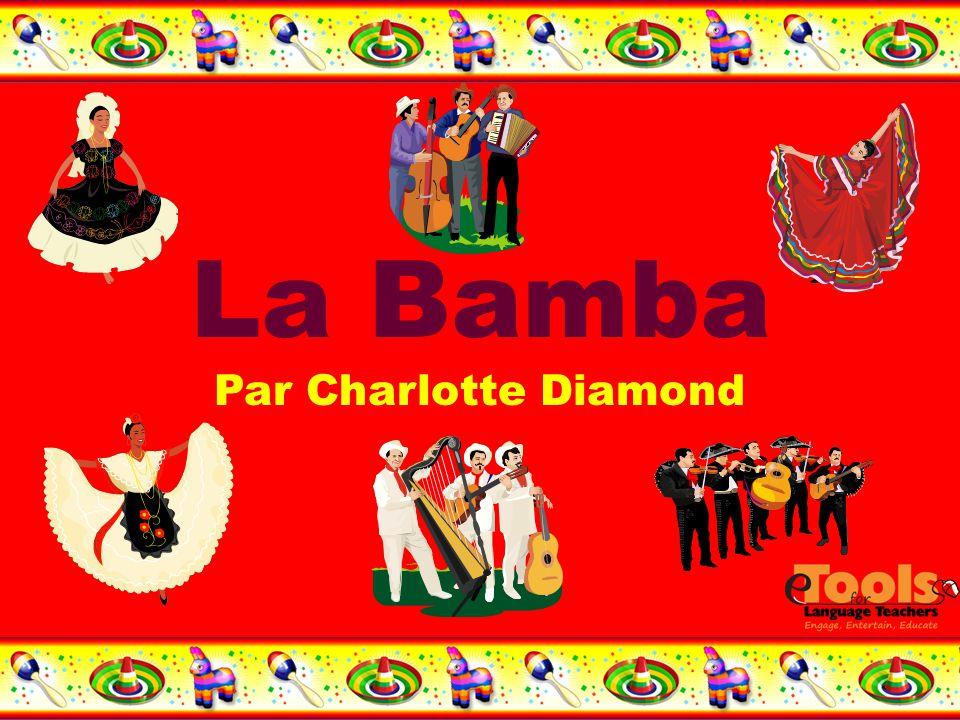 La Bamba Par Charlotte Diamond