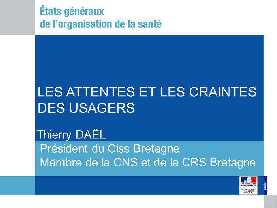 à propos du Ciss Bretagne Collectif Inter Associatif de Santé en Bretagne regroupant quarante associations de familles, de malades ou de consommateurs.