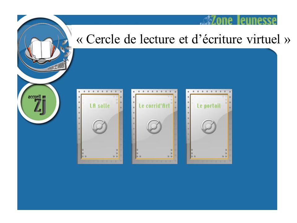 « Cercle de lecture et décriture virtuel »