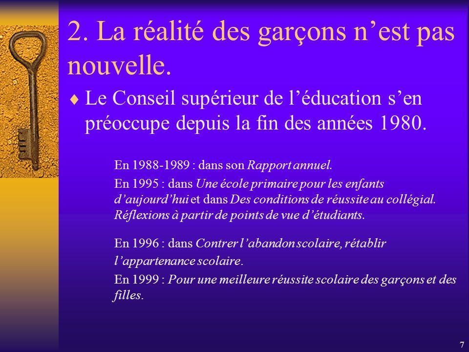 117 6.Pistes de réflexion et daction. Vers la conclusion.