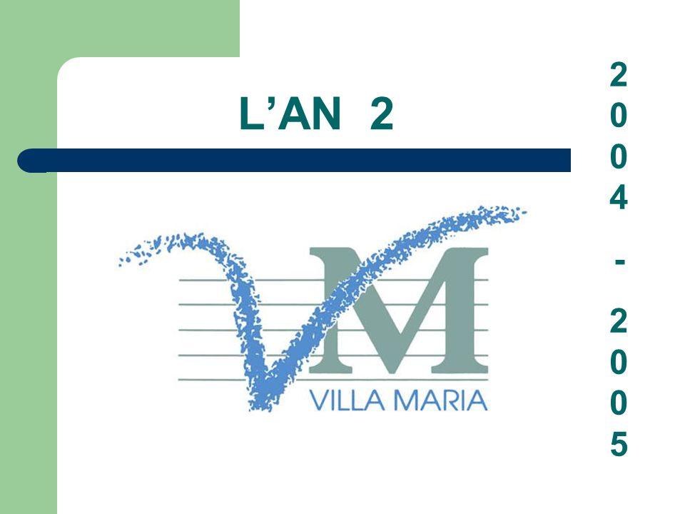 LAN 2 2004-20052004-2005