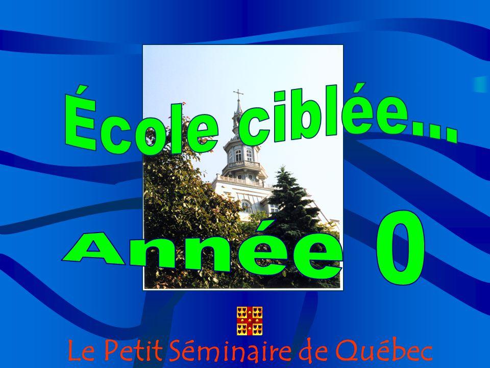 Le Petit Séminaire de Québec