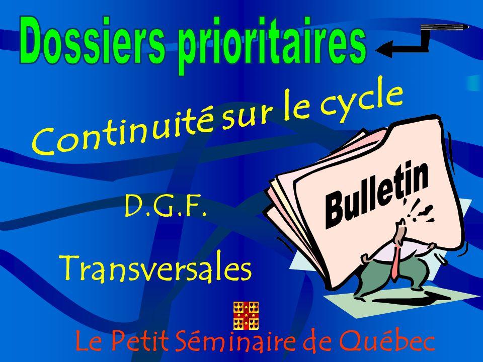 Transversales D.G.F.