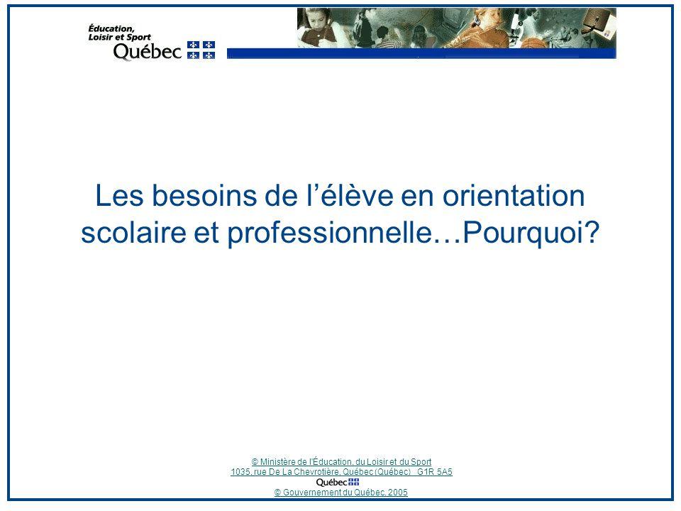 © Ministère de l Éducation, du Loisir et du Sport 1035, rue De La Chevrotière, Québec (Québec) G1R 5A5 © Gouvernement du Québec, 2005 Discussion en équipe sur le contenu de latelier