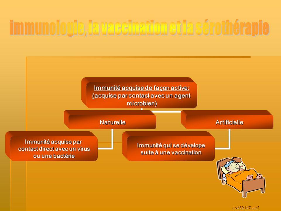 L immunité est la neutralisation dantigènes par les anticorps