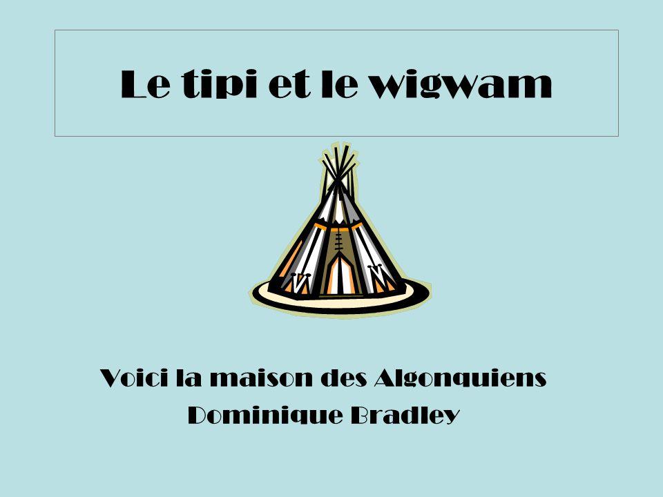 La maison des Iroquoïens les maisons longues Christina