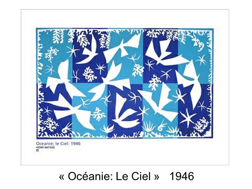 « Océanie: Le Ciel » 1946