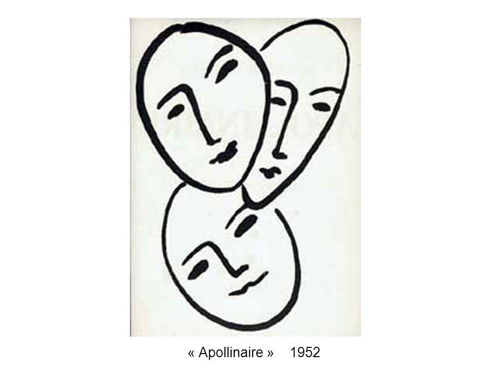 « Apollinaire » 1952