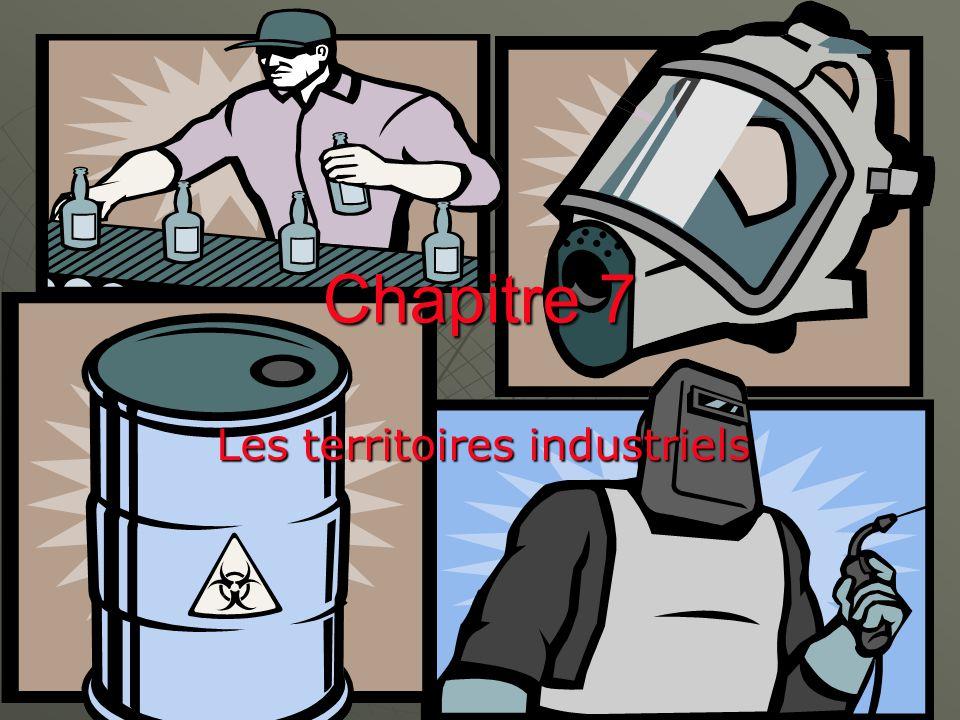Chapitre 7 Les territoires industriels