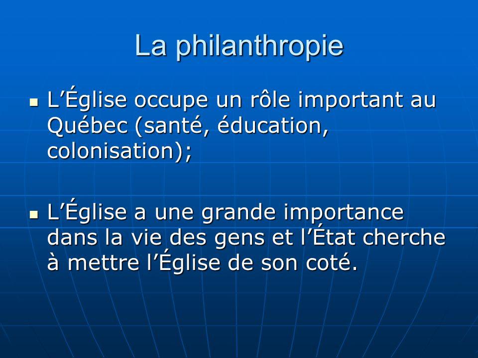 2. La bourgeoisie
