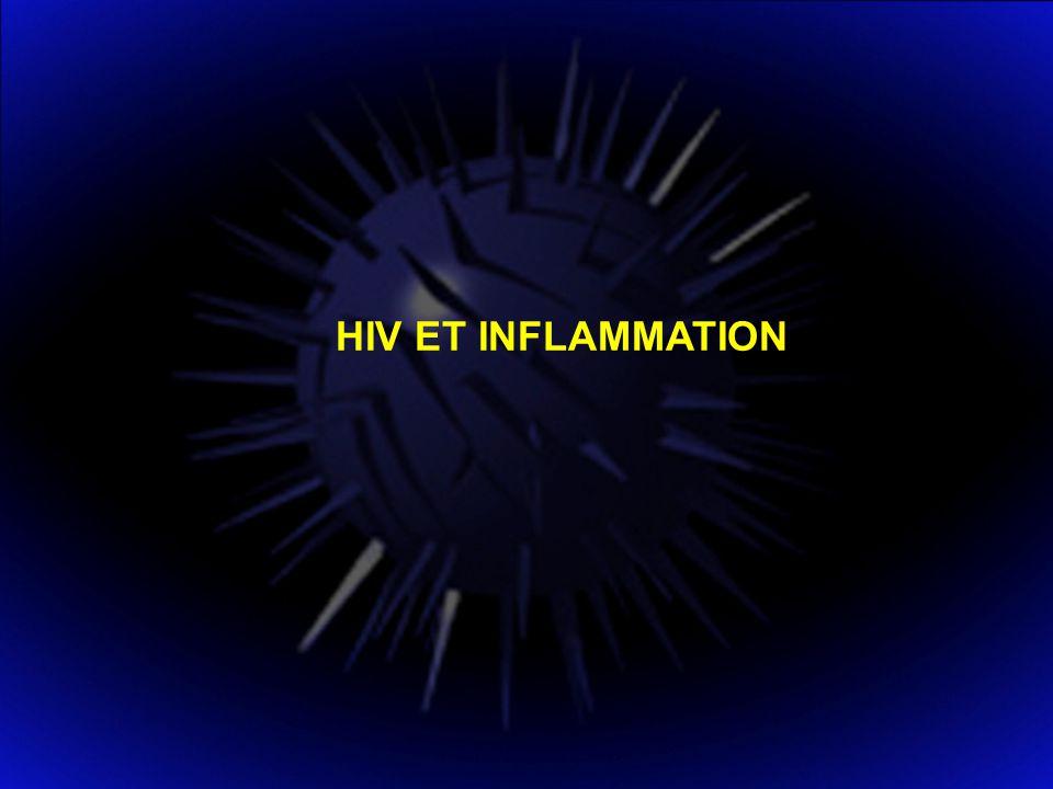 Est-ce que le SIDA est une maladie inflammatoire .