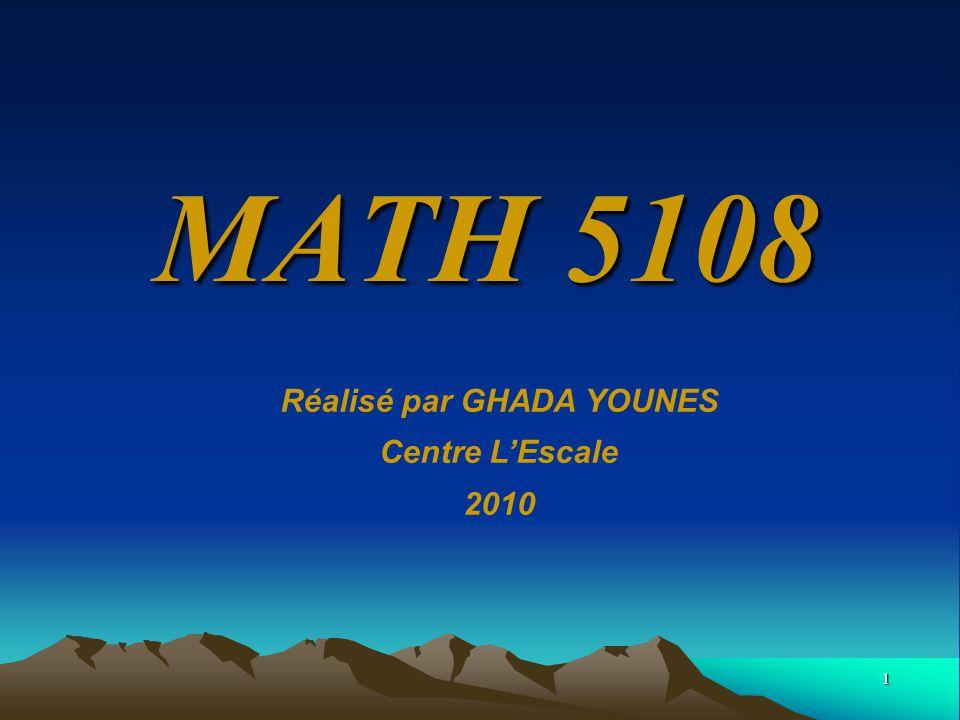 42 déplacement vertical de 1 vers le haut (k = 1) f(x) =1,5 cos2 (x-π/4) + 1 g(x) = cosx 1 -1,5 π/23π/2-π/2π 2π cos x x 2,5 1,5