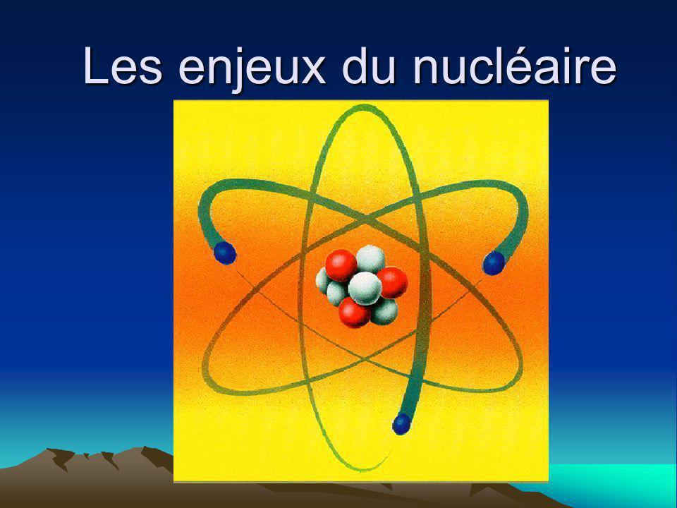 Sources de rayonnement Naturel Rayons cosmiques...