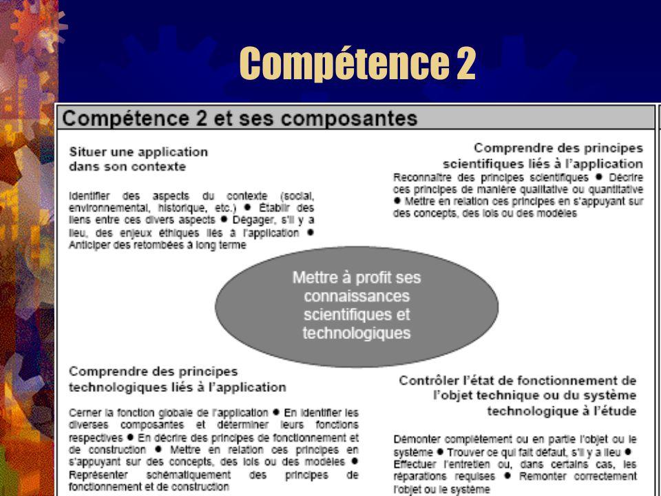 Compétence 2