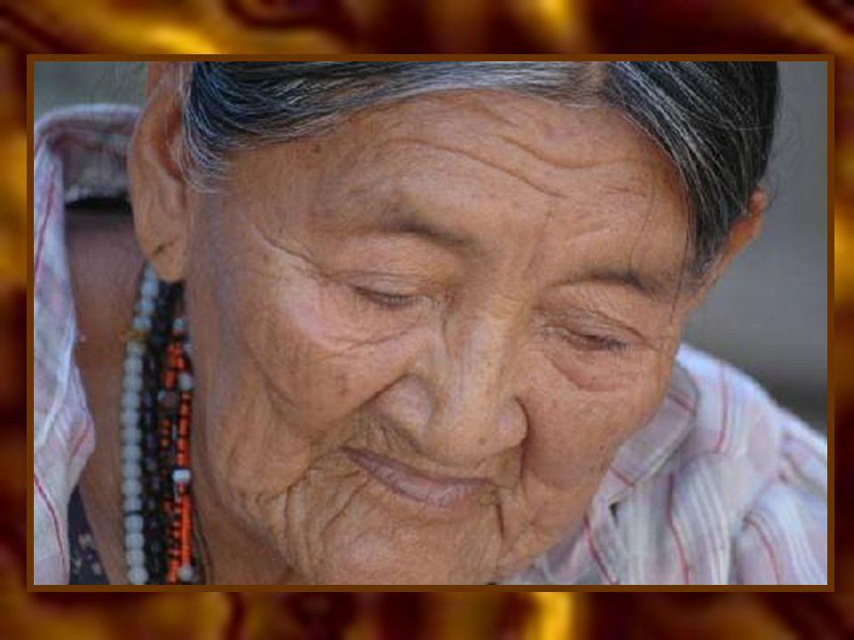 Oui, maman ou grand-maman Oui, papa ou grand-papa, ne sois pas gêné(e) de ces chemins sur ton visage,