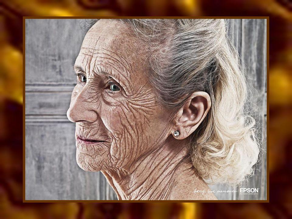 « Pourquoi grand-maman a des chemins sur son visage ? » Cette question est de Guillaume.