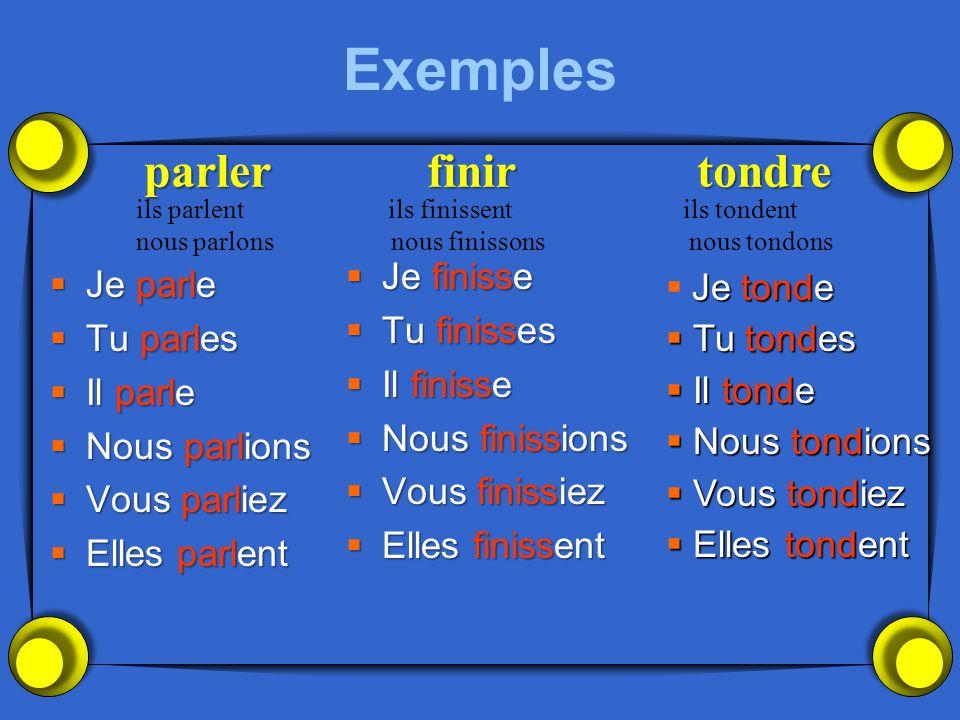 Les Expressions de Désir et de Volonté Cette catégorie peut être très difficile parce que les syntaxes françaises et anglaises sont différentes.