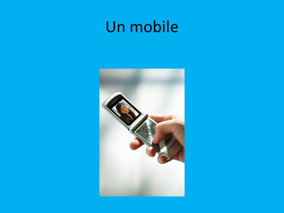 Un mobile