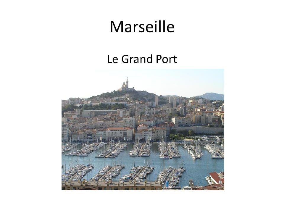 Marseille Le Grand Port