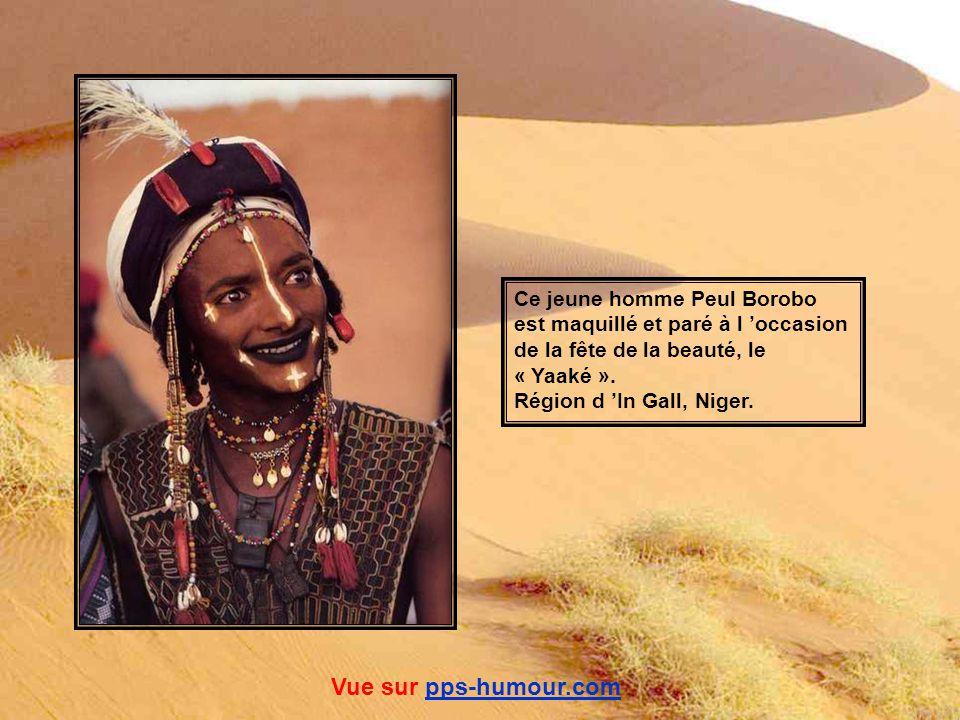 Ce jeune garçon Peul a été photographié dans la région d Abalak, Niger. Vue sur pps-humour.compps-humour.com