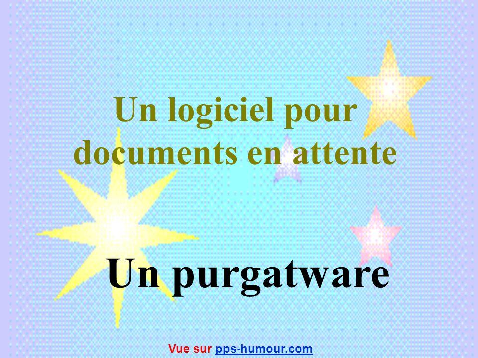 Un logiciel de compression de données Un entonware Vue sur pps-humour.compps-humour.com