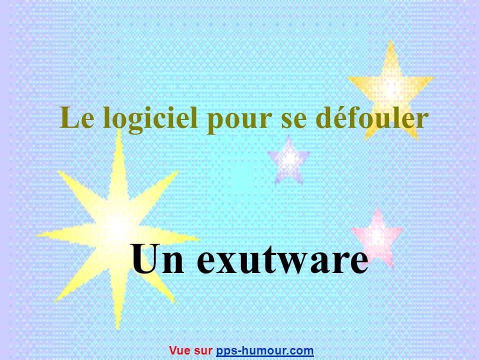 La poubelle de Windows Un dépotware Vue sur pps-humour.compps-humour.com