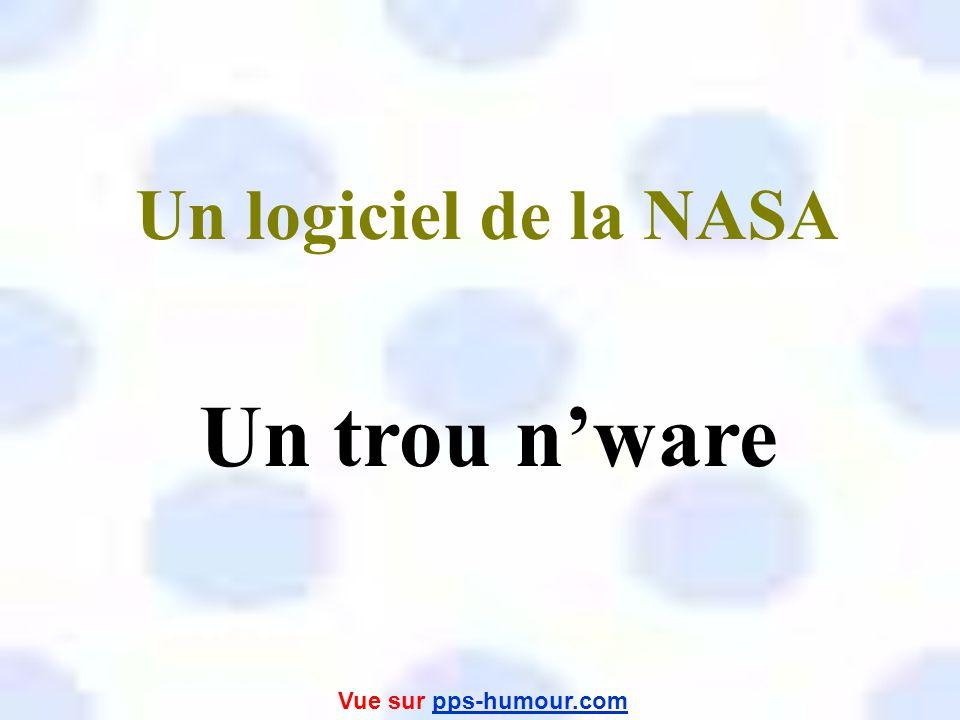 Un logiciel casse gueule Une patineware Vue sur pps-humour.compps-humour.com