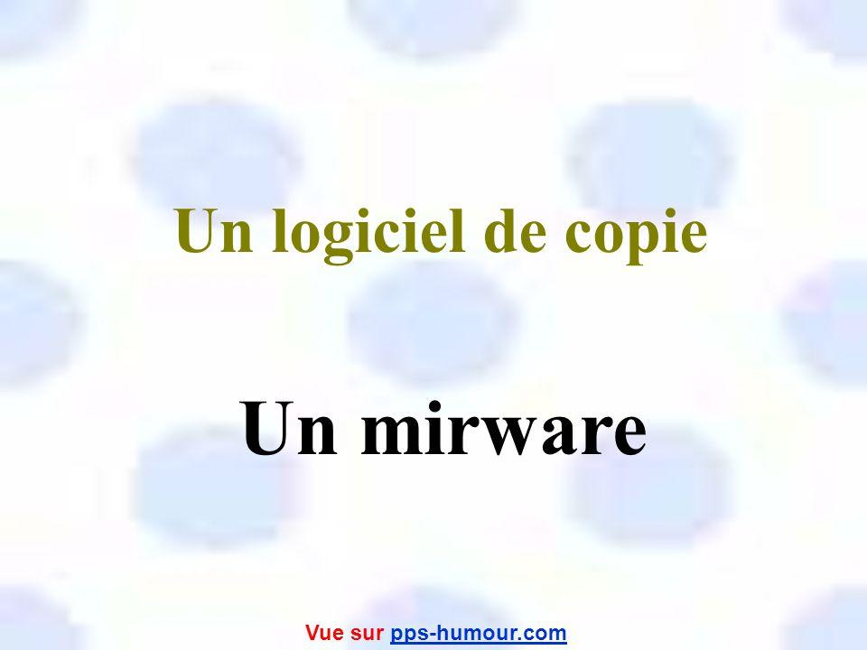 Un logiciel de classement Un tirware Vue sur pps-humour.compps-humour.com