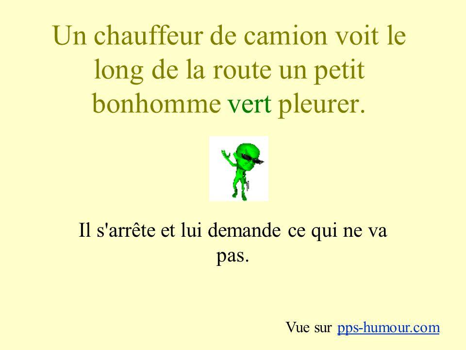 Les petits bonhommes Vue sur pps-humour.compps-humour.com