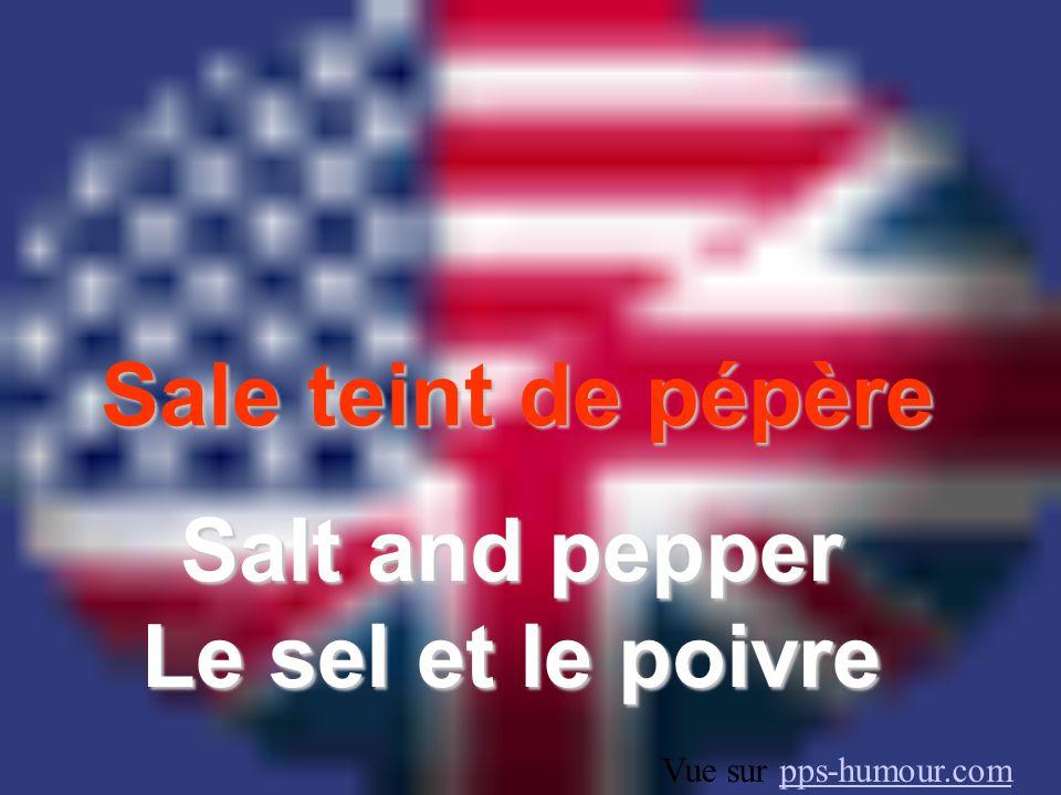 Sale teint de pépère Salt and pepper Le sel et le poivre Vue sur pps-humour.compps-humour.com