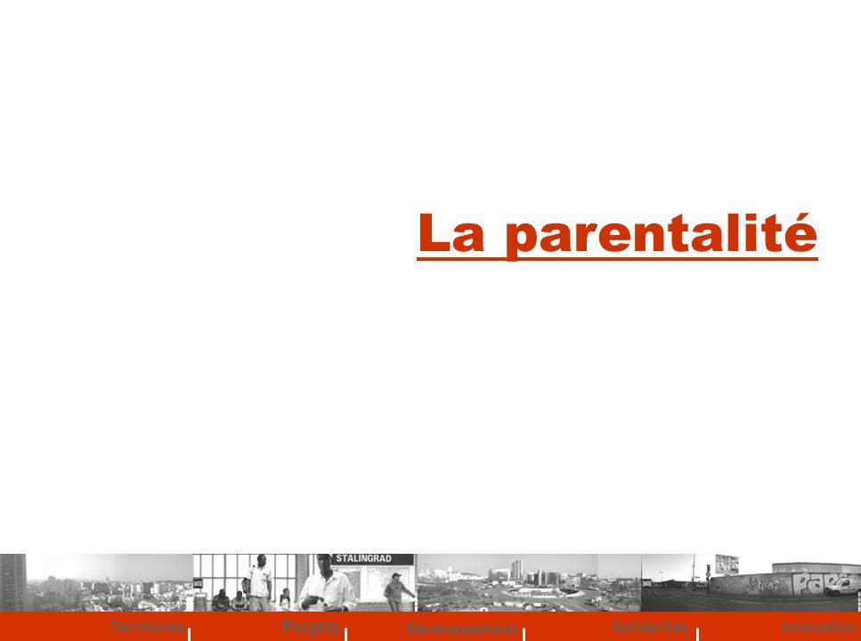 Développement Territoires Solidarités Projets Innovation La parentalité