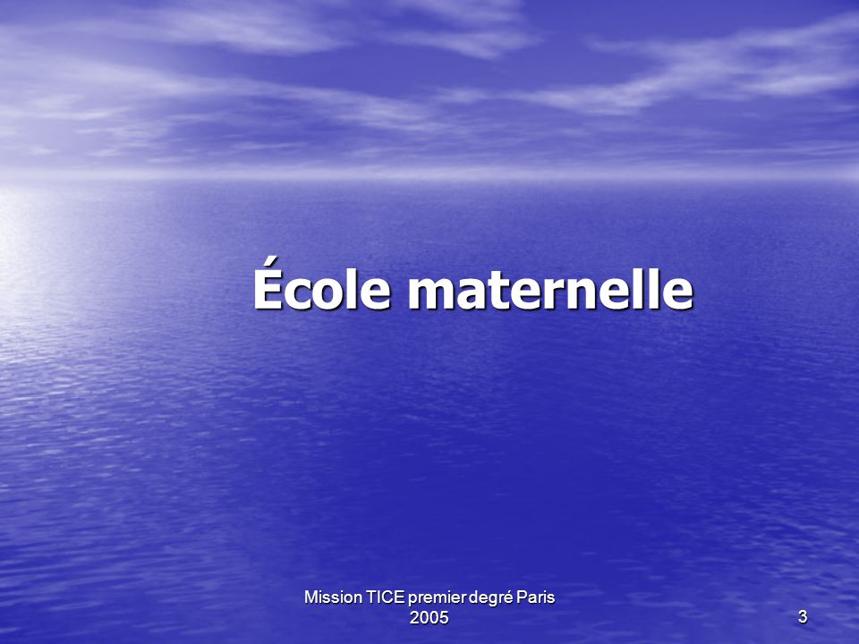 Mission TICE premier degré Paris 200524 Langues étrangères Écrire un message électronique simple