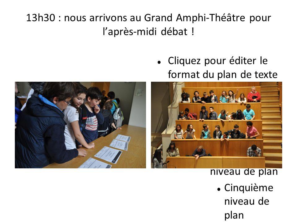 Cliquez pour éditer le format du plan de texte Second niveau de plan Troisième niveau de plan Quatrième niveau de plan Cinquième niveau de plan Sixièm