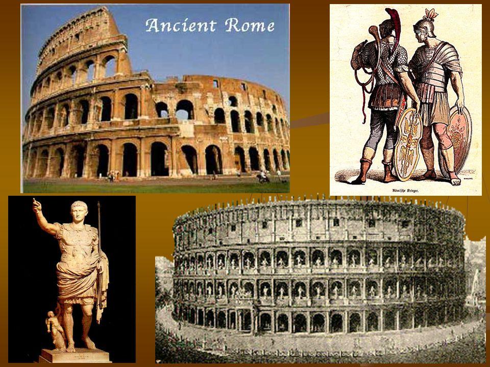 Mécontentement avec la République romaine 1.