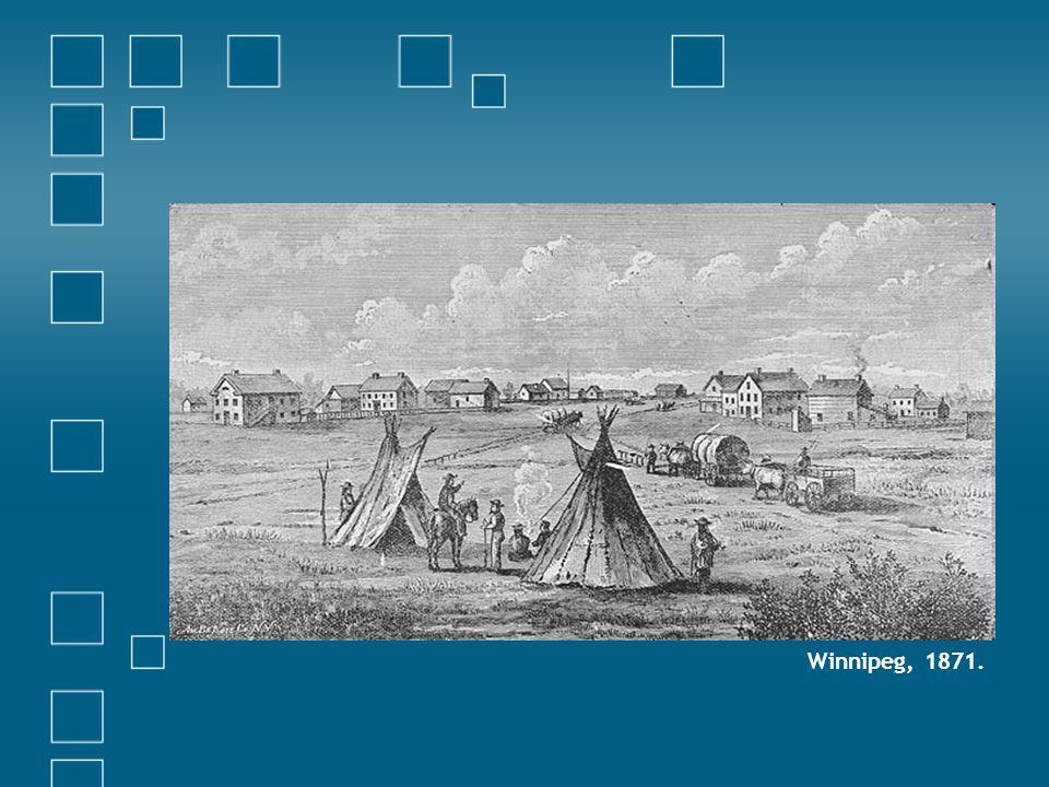 Winnipeg, 1871.