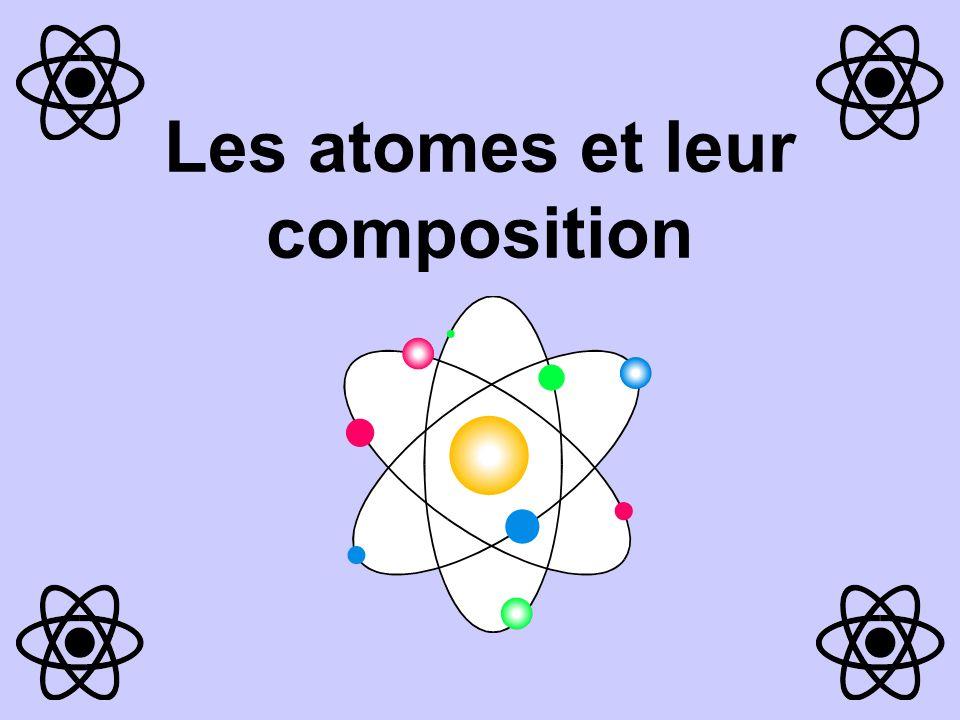 Isotopes Tous les atomes dun élément ont le même nombre de protons, cependant le nombre de neutrons peut changer.