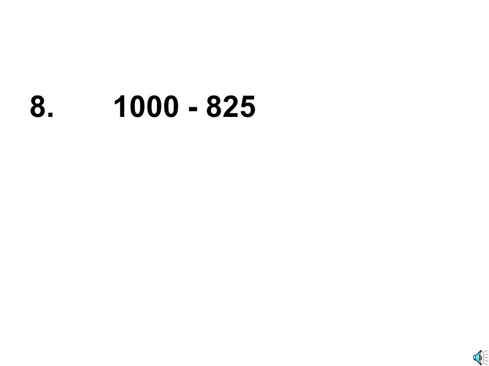 7. 775 - 485