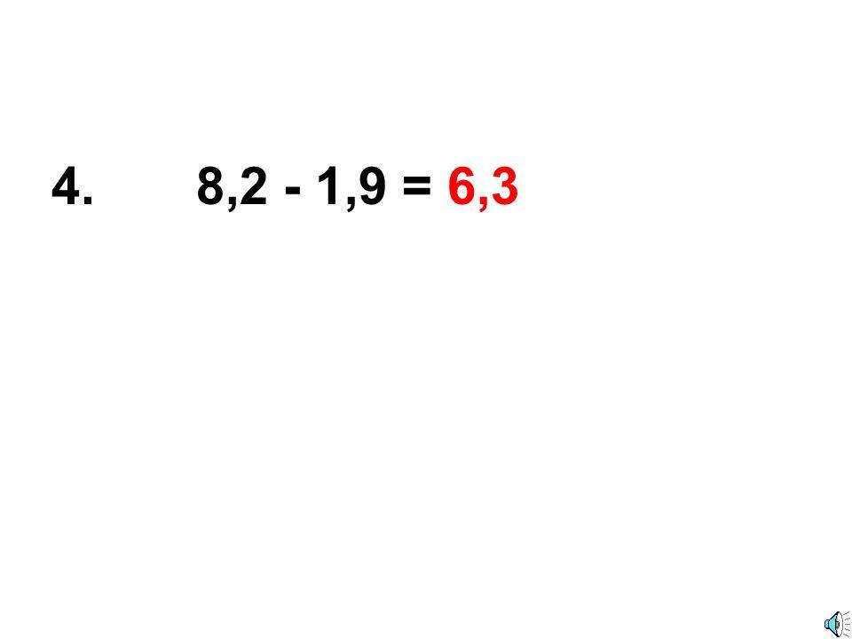 3. 90 - 36 = 54