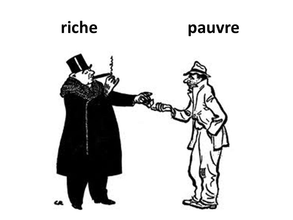 richepauvre