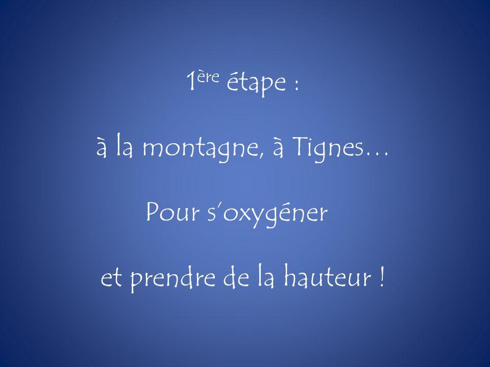 2 ème étape : la Tunisie !