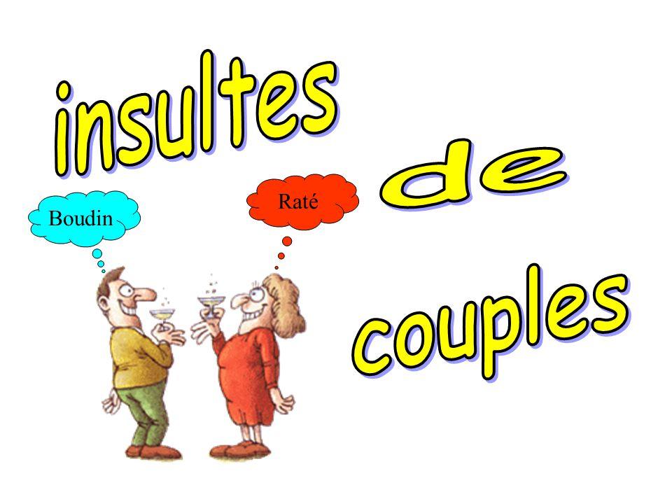 Boudin Raté