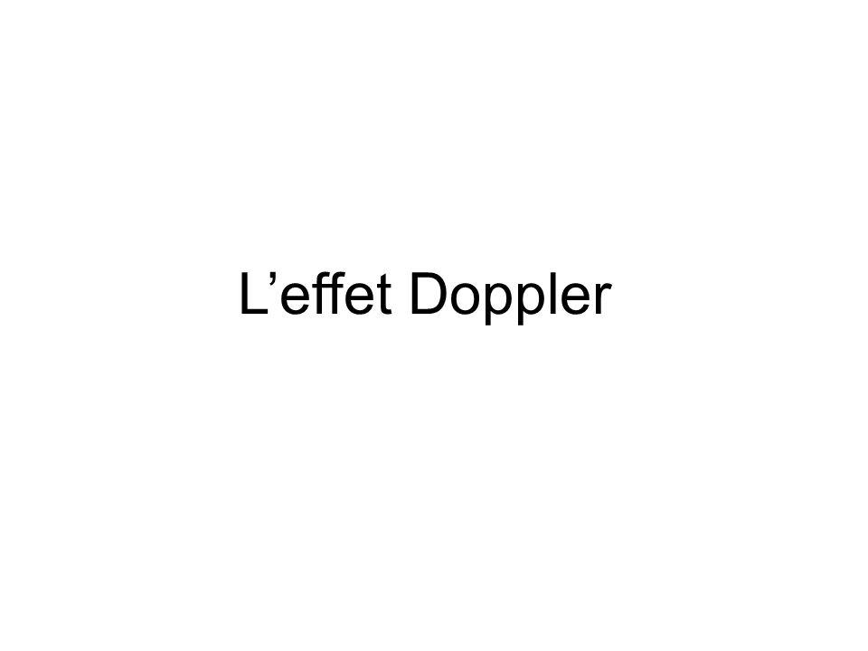 Leffet Doppler