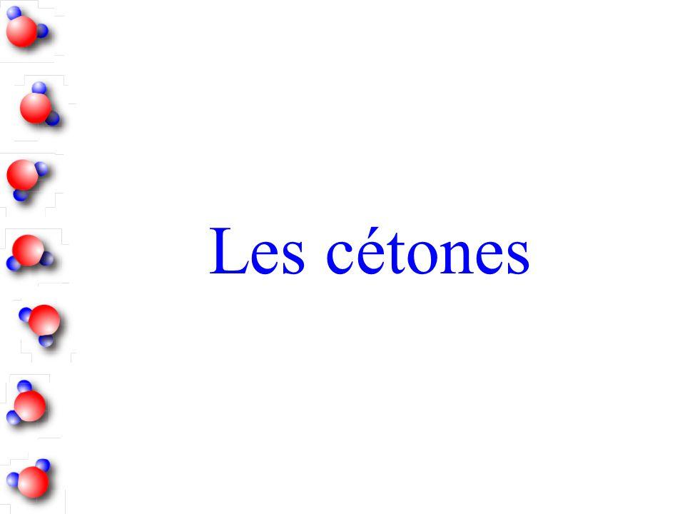 Les cétones