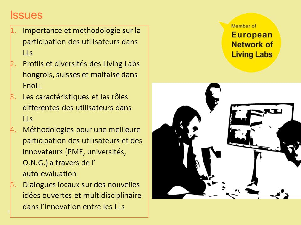 3 Lay users generate ideas based on everyday life Users vote, rate or play with ideas Alfa users add functionality and mesh-up Beta users modify, test and give feedback Users as ambassadors of service create awareness Users tame service for use in everyday life context Les roles differentes aux utilisateurs a travers la chaine du valeur