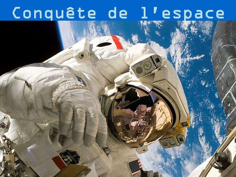 Conquête de l'espace