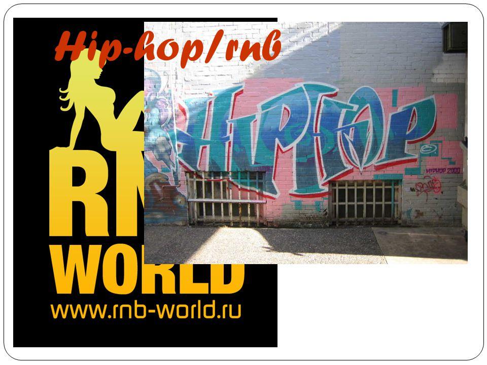 Hip-hop/rnb