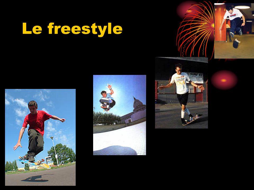 Le freestyle