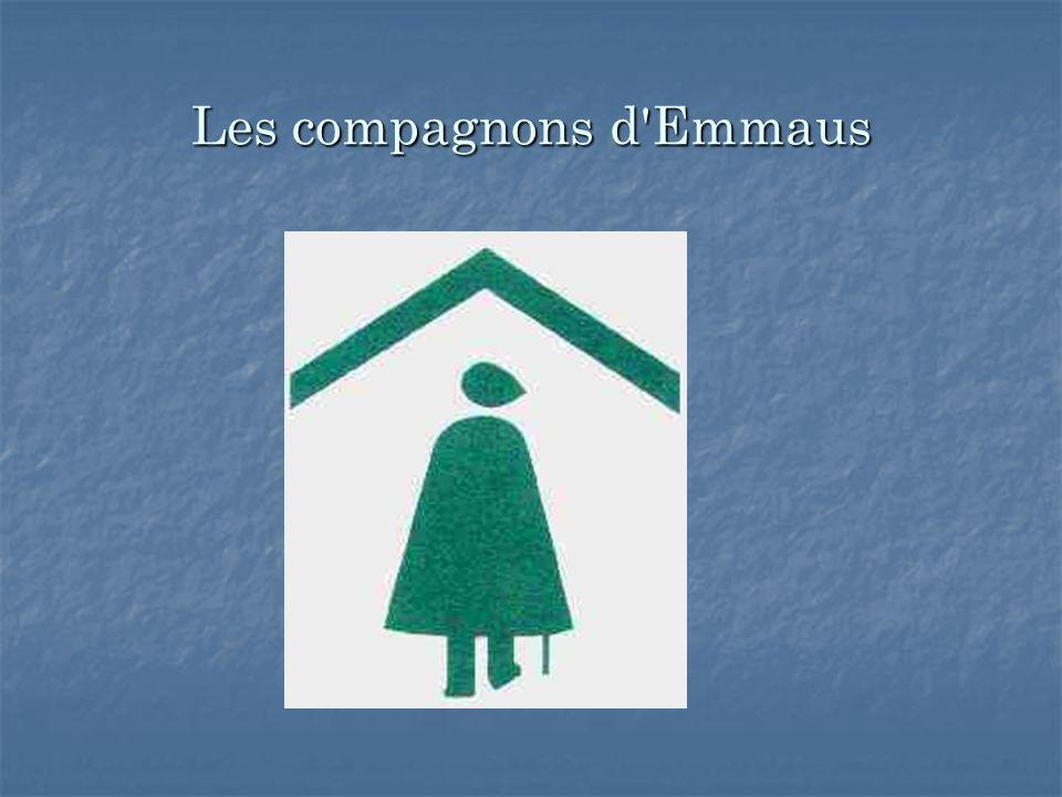 Les compagnons d'Emmaus
