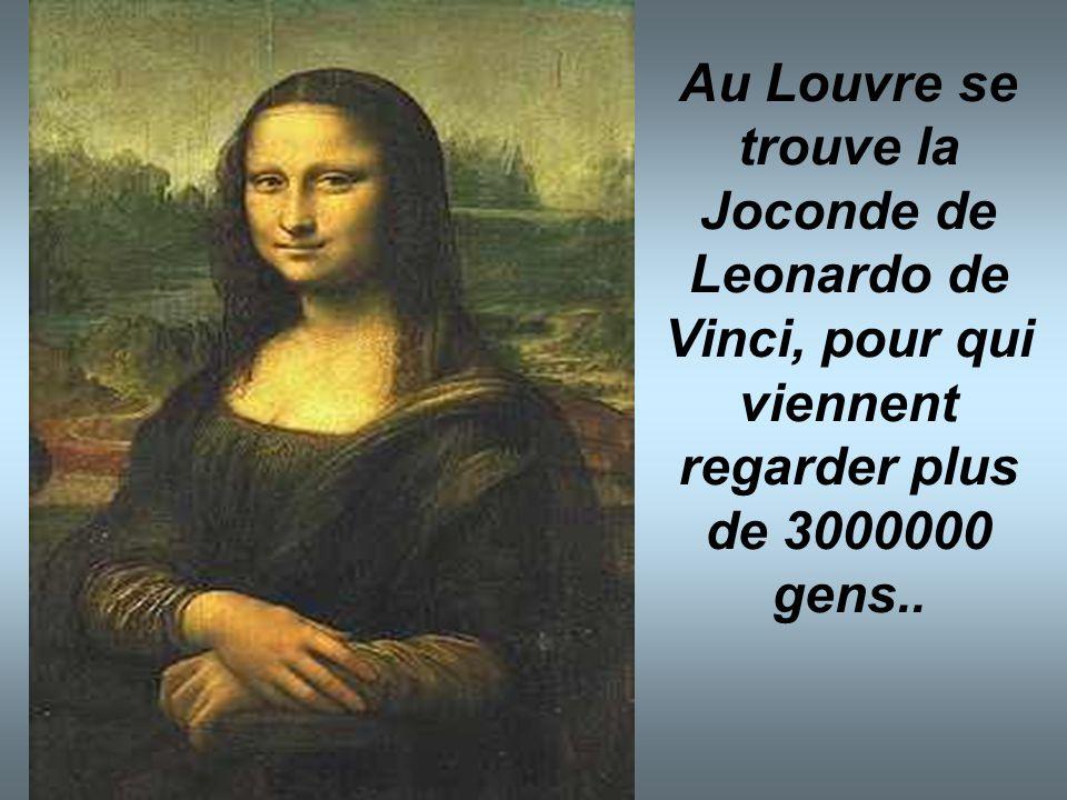 LES PEINTURES DE LOUVRE La catalogue du musée compte près de 400000 pièces..