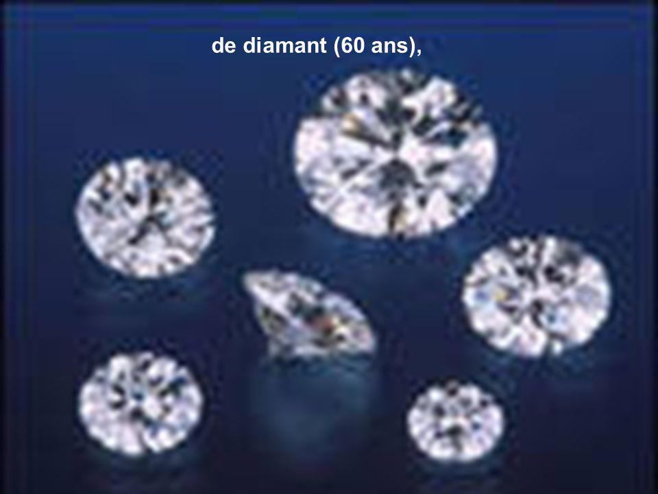 de diamant (60 ans),